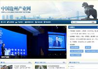 中国沧州产业网